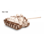 Puzzle eco wood art Tank ISU-152 694 Teile